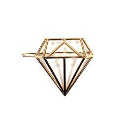 Gold Diamond ClawClip