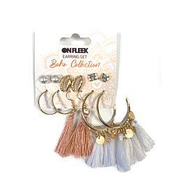 Onfleek Boho Earring Set