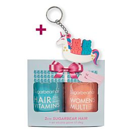 Sugarbear Hair & Womens Duo Pack Med Accessories