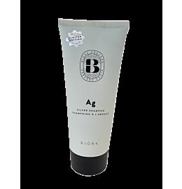 Bjork Ag Silver Shampoo Limited Edition 200ml