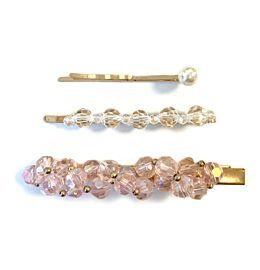 Crystal Set Pink Pearl